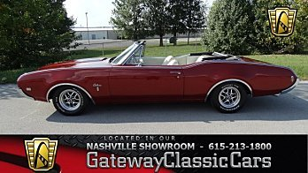 1968 Oldsmobile Cutlass for sale 100964318