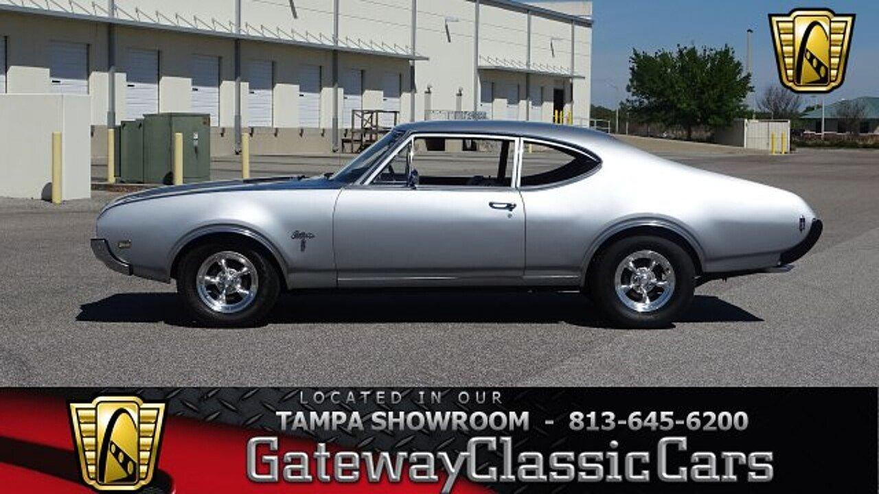 1968 Oldsmobile Cutlass for sale near O Fallon, Illinois 62269 ...