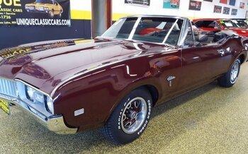 1968 Oldsmobile Cutlass for sale 100878720