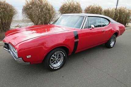 1968 Oldsmobile Cutlass for sale 100903760