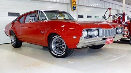 1968 Oldsmobile Cutlass for sale 100988578