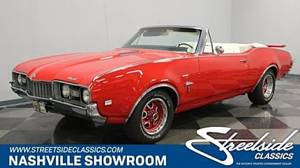 1968 Oldsmobile Cutlass for sale 100998911