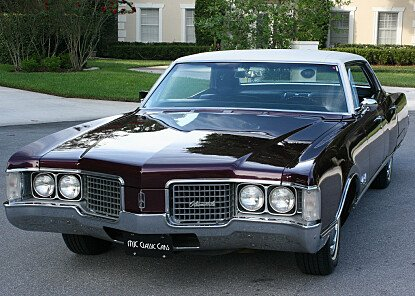 1968 Oldsmobile Ninety-Eight for sale 100837927