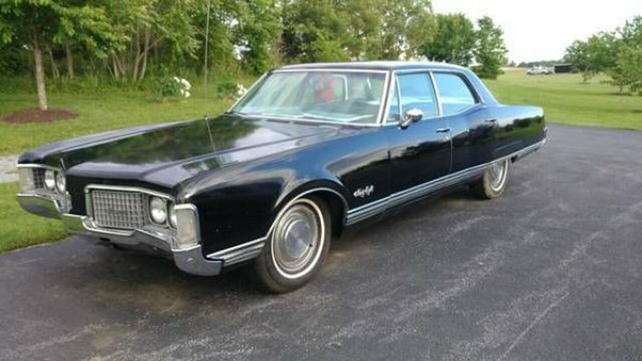 1968 Oldsmobile Ninety-Eight for sale near Cadillac, Michigan 49601 ...