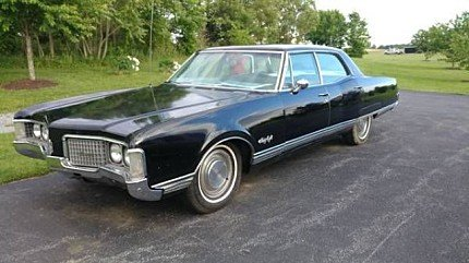 1968 Oldsmobile Ninety-Eight for sale 100974873