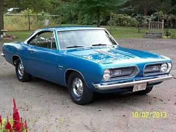 1968 Plymouth Barracuda for sale 100775848