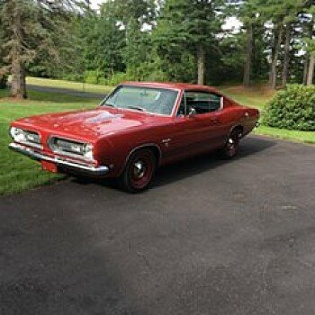 1968 Plymouth Barracuda for sale 100796592
