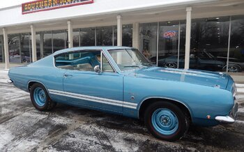 1968 Plymouth Barracuda for sale 100947332