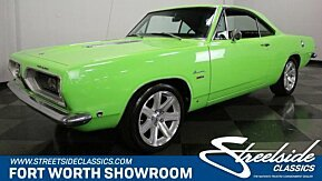 1968 Plymouth Barracuda for sale 100989009