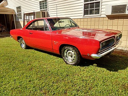 1968 Plymouth Barracuda for sale 101025289