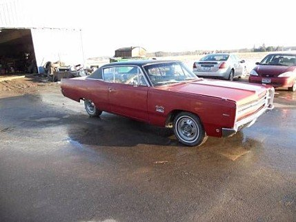 1968 Plymouth Fury for sale 100805134