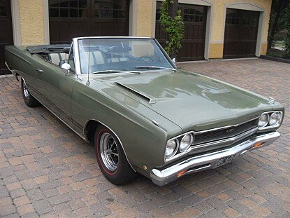 1968 Plymouth GTX for sale 100738340