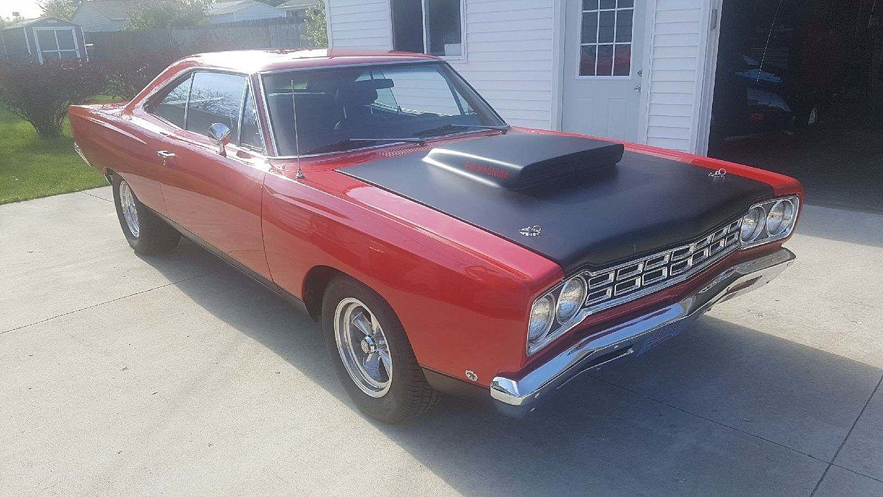 1968 plymouth gtx for sale near hartford wisconsin 53027 classics on autotrader. Black Bedroom Furniture Sets. Home Design Ideas