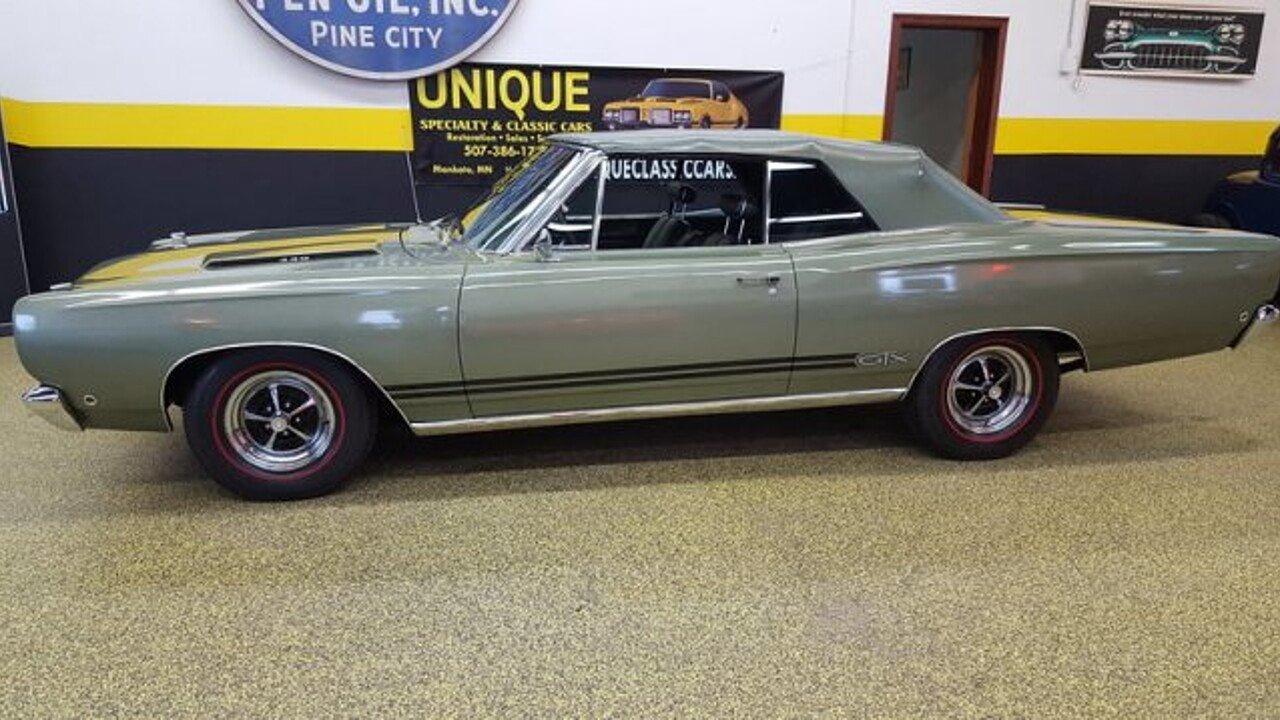 1968 Plymouth GTX for sale near Mankato, Minnesota 56001 - Classics ...