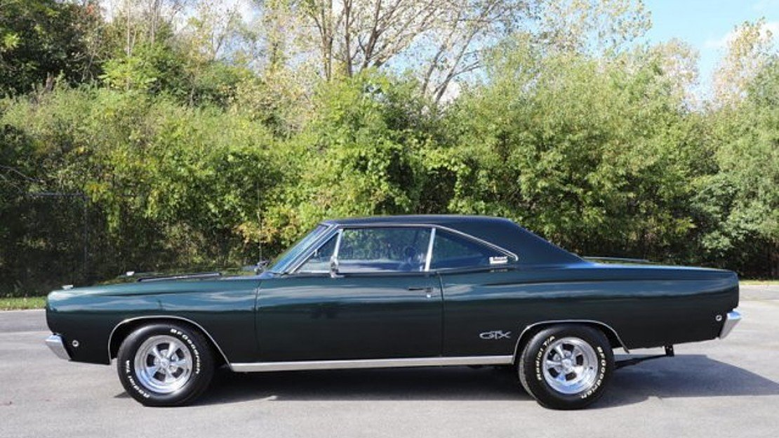1968 Plymouth GTX for sale 101047122