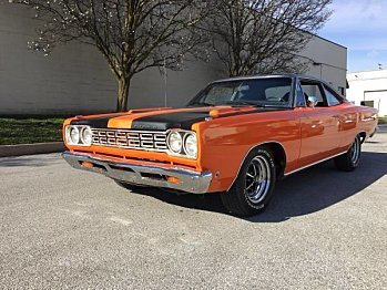 1968 Plymouth Roadrunner for sale 100879279