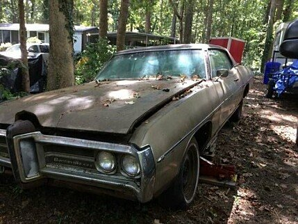 1968 Pontiac Bonneville for sale 100828606