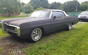 1968 Pontiac Bonneville Coupe for sale 100992578