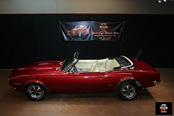1968 Pontiac Firebird for sale 100890104