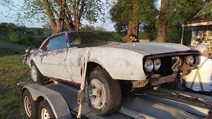 1968 Pontiac Firebird for sale 100828476