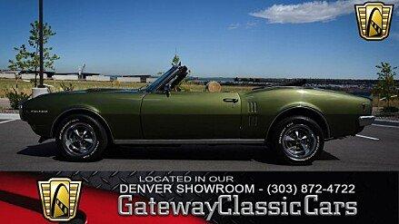 1968 Pontiac Firebird for sale 100909794