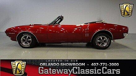 1968 Pontiac Firebird for sale 100921346