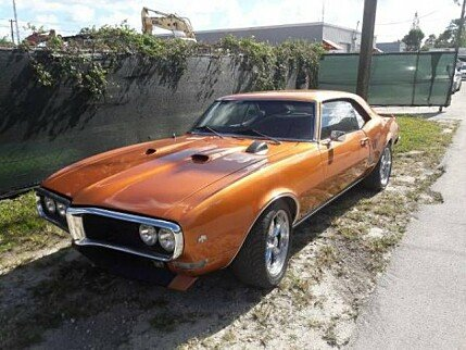 1968 Pontiac Firebird for sale 100946865
