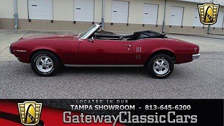 1968 Pontiac Firebird for sale 100965194