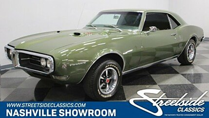 1968 Pontiac Firebird for sale 100980963