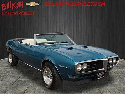 1968 Pontiac Firebird for sale 100983886