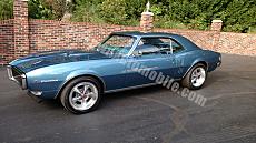 1968 Pontiac Firebird for sale 100997836