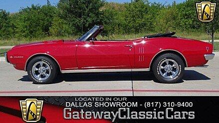 1968 Pontiac Firebird for sale 101007775