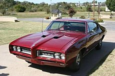 1968 Pontiac GTO for sale 100728418