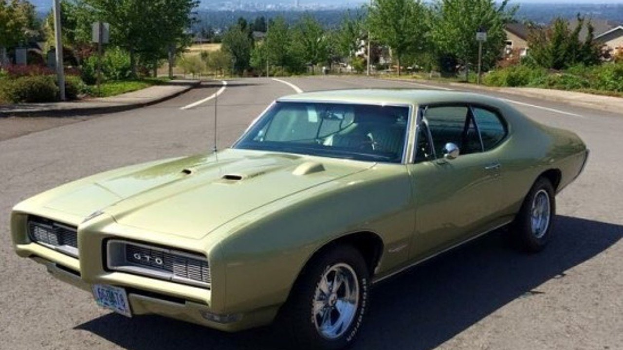 1968 Pontiac GTO for sale near Damascus, Oregon 97089 - Classics on ...