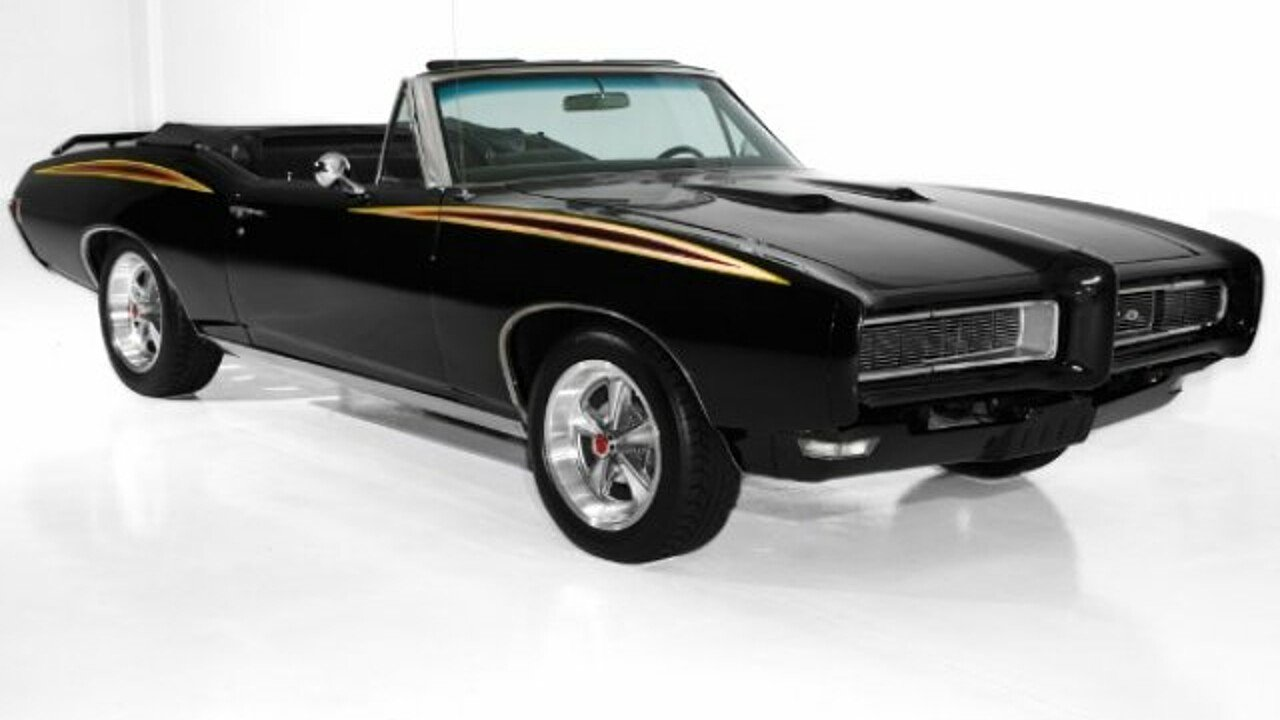 1968 Pontiac GTO for sale near Des Monies, Iowa 50309 - Classics on ...