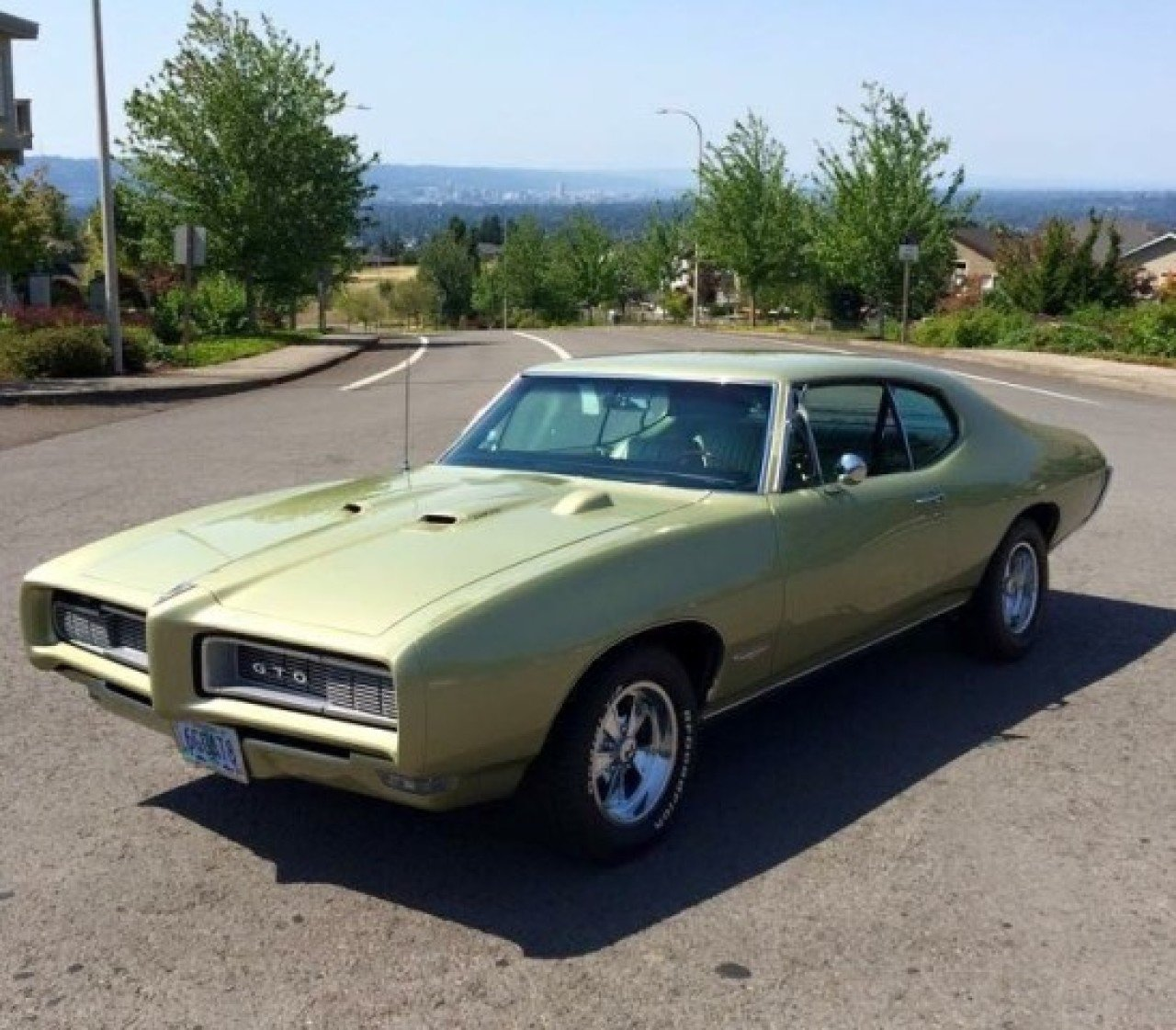 1968 Charger For Sale >> 1968 Pontiac GTO for sale near Damascus, Oregon 97089 - Classics on Autotrader