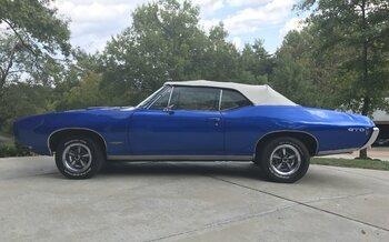 1968 Pontiac GTO for sale 100916469