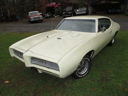 1968 Pontiac GTO for sale 100829028