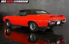 1968 Pontiac GTO for sale 100869886