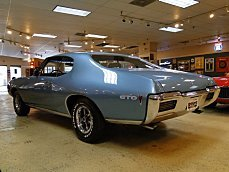 1968 Pontiac GTO for sale 100874212
