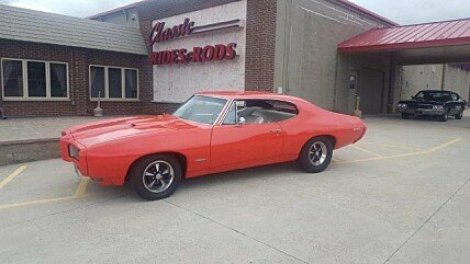 1968 Pontiac GTO for sale 100887235