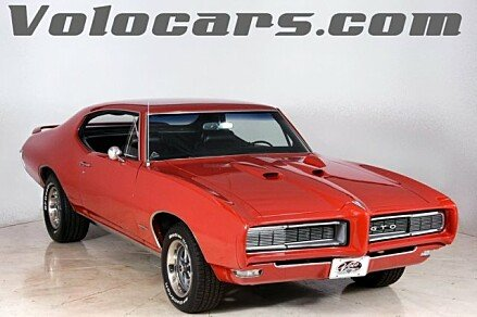 1968 Pontiac GTO for sale 100912599