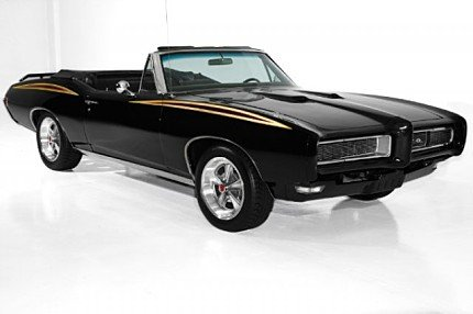 1968 Pontiac GTO for sale 100947328