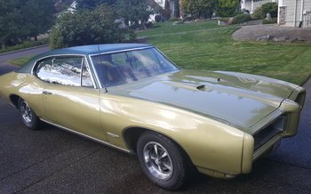 1968 Pontiac GTO for sale 100947832