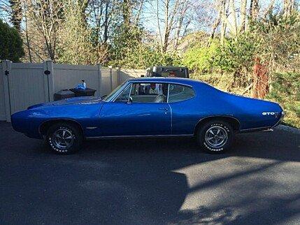 1968 Pontiac GTO for sale 100959784