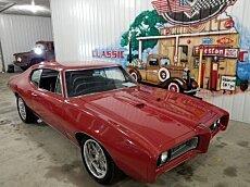 1968 Pontiac GTO for sale 100986893
