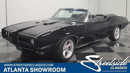 1968 Pontiac GTO for sale 100994204