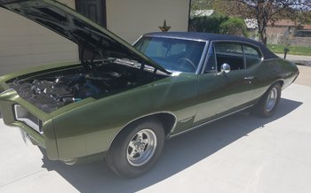 1968 Pontiac GTO for sale 100994905