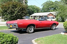 1968 Pontiac GTO for sale 101016840