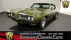 1968 Pontiac GTO for sale 101018203